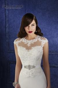 Ronald Joyce / Victoria Jane 17964 Odilia Bridal Gown Ivory UK 14