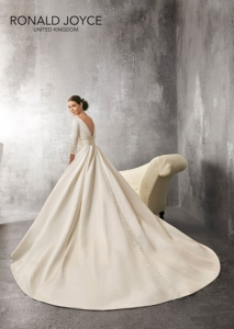 Ronald Joyce RJ 69155 Andrea Bridal Gown