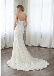 Maggie Sottero Arlyn back