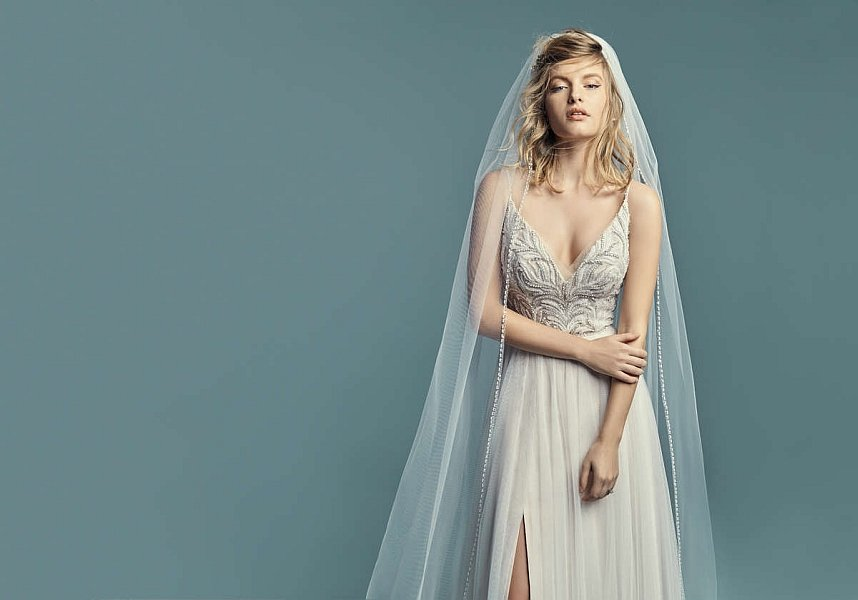 London Wedding Dresses - Charlene by Maggie Sottero