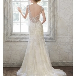 Maggie Sottero Elison Back Sample for sale