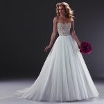 Maggie Sottero Esme Sample for sale