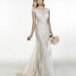 Maggie Sottero Francesca Sample for sale