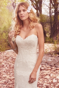 Maggie Sottero Betsy Ivory UK 14 was £1,699 now £750