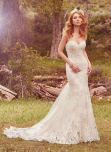 Maggie Sottero Reynold (without Jacket)