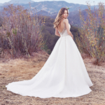 Maggie Sottero Rory Back