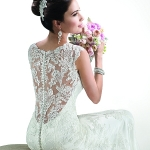 Maggie Sottero Melanie Low Back