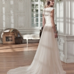 Maggie Sottero Patience Marie Back