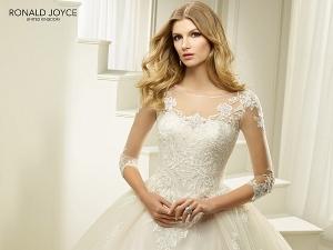 Ronald Joyce / Victoria Jane RJ - 69263 Hosana All Ivory UK 12 was £1,595 now £850