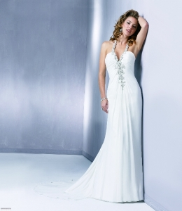 Maggie Sottero Reese Ivory UK12