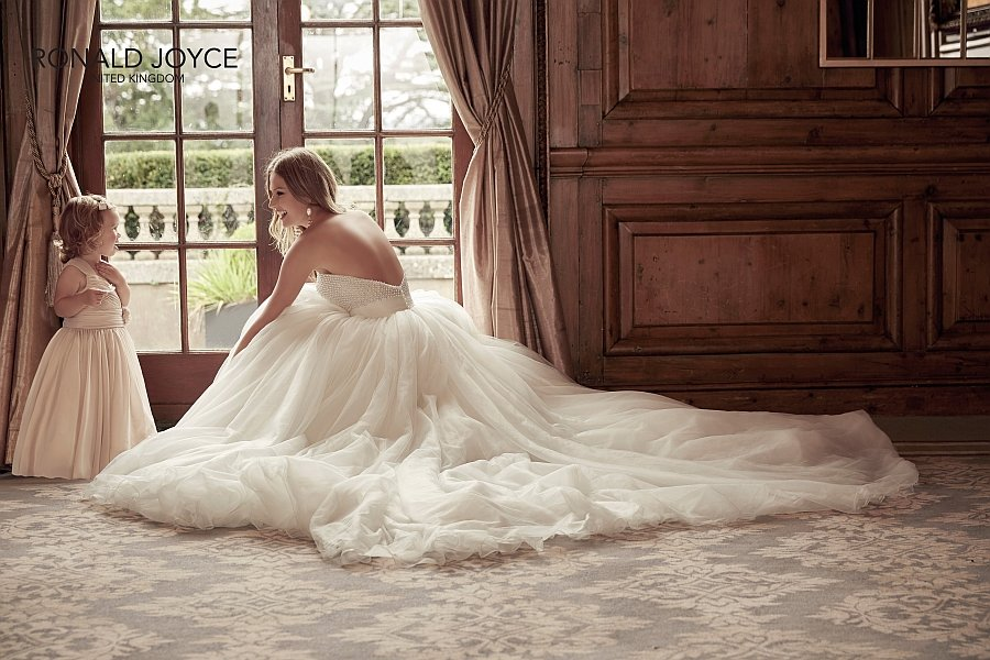 Wedding Dress Shop London - Ronald Joyce Bridal Collection