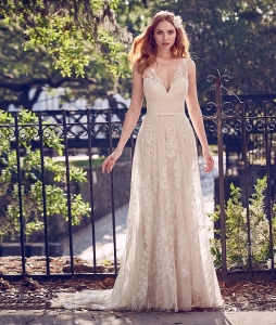 Maggie Sottero Belecia Ivory UK 10 was £1,650 now £950