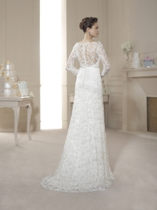 Luisa Ivory UK 12 was £2,195 now £900