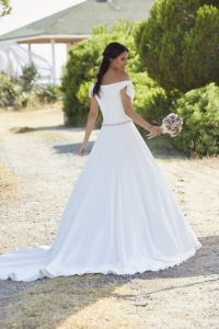 Ronald Joyce / Victoria Jane VJ - 18407 Willowby Bridal Gown